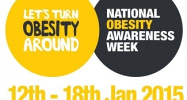 National Obesity Awareness Week 12-18 January 2015