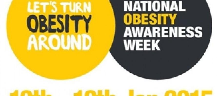 National Obesity Awareness Week 12-18 January 2015