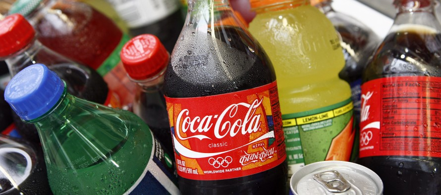 A taxing issue: A duty on sugary drinks will protect England's health finds new research