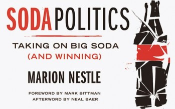 Food Active's Gulp campaign featured in new 'Soda Politics' book