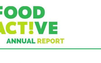 Food Active Annual Report 2018-19