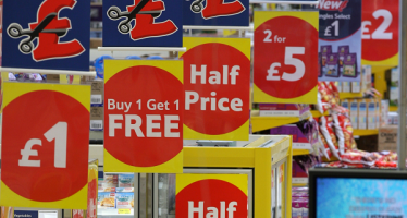 Supermarket price promotions nudge consumers toward unhealthy food and drink