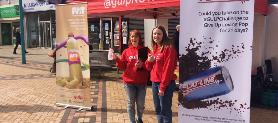 Knowsley GULP Campaign – Street Team Experience