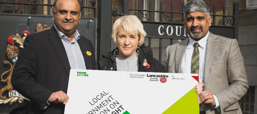 Guest Blog: Lancashire – the first two-tier authority to adopt the Declaration