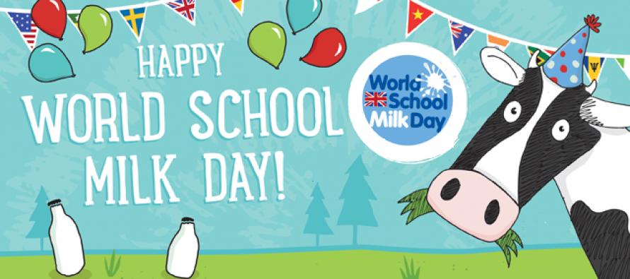 Guest Blog: World School Milk Day 2017