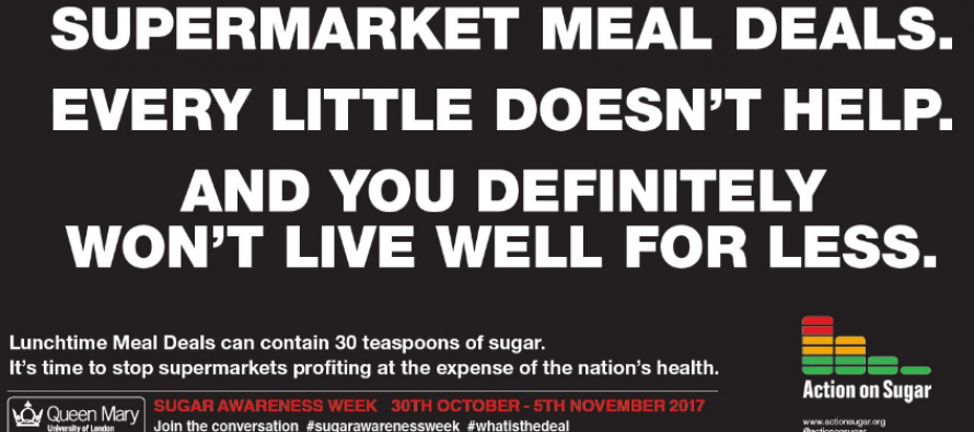 Sugar Awareness Week 2017: Guest Blog – what's the deal?