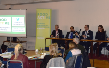 Food Active Event Report: Healthy Weight in all Policies