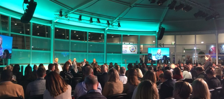 Food Matters Live 2017: highlights from day one