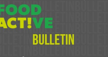 Latest Food Active Bulletin – November Edition