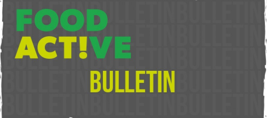 Latest Food Active Bulletin – January Edition