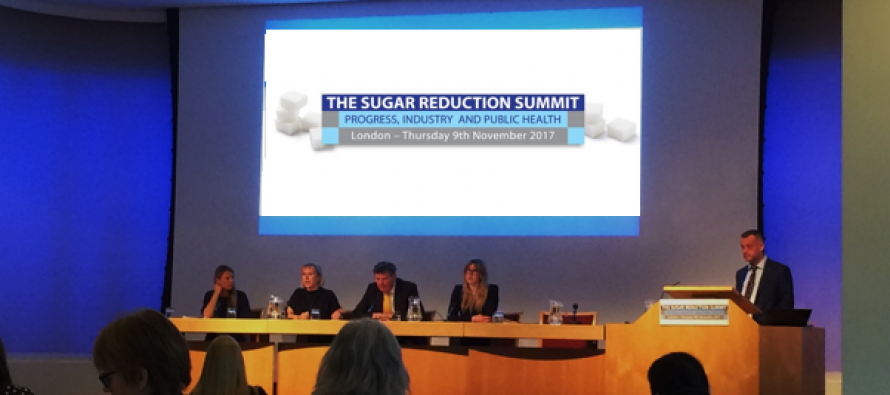 The Sugar Reduction Summit 2017