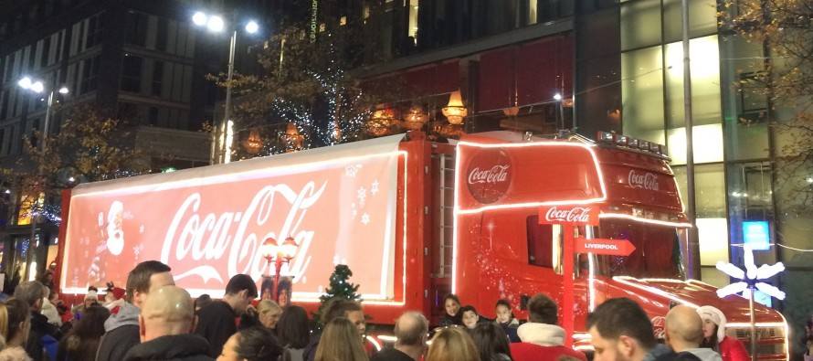 """Coca-Cola Christmas truck is not welcome in Cumbria"""