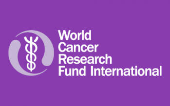 Healthy Weight Declaration featured on World Cancer Research Fund Policy Database