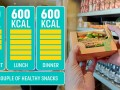 Public Health England targets calories in new obesity drive