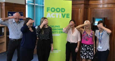 Food Active has #AdEnough of junk food marketing to children