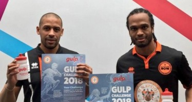 GULP returns to Blackpool Football Community Trust