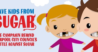 New 'Save Kids from Sugar' launched in Liverpool