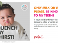 New Give Up Loving Pop 'Kind to Teeth' campaign launched