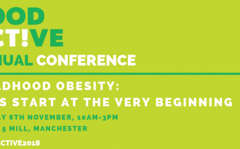 #FoodActive2018 Conference Programme: 1 week to go!