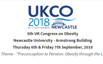 #UKCO Conference: Preconception to pension – obesity throughout the lifecourse