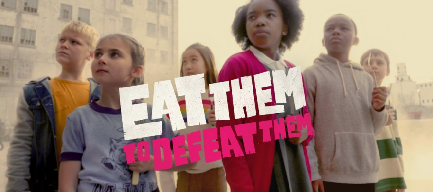 Veg Power '#EatThemToDefeatThem' advertising campaign launches
