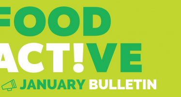 Food Active Bulletin: January