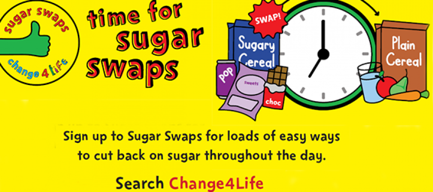 New Change4Life campaign launched after data shows 10 year-olds have eaten 18 years worth of sugar