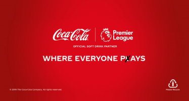 Coca-Cola and the Premier League team up in new sponsorship deal: #WhereEveryonePays