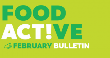 Food Active Bulletin: February