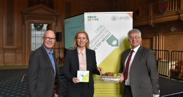 Leeds City Council signs up to the Local Government Declaration on Healthy Weight