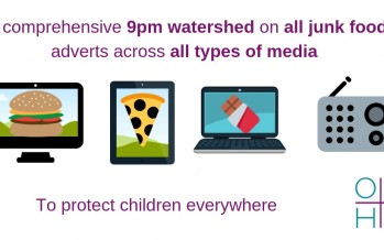 9pm watershed on #junkfoodads launched by the Department for Health and Social Care