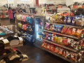 New research from Food Active and the UK Health Forum shows unhealthy food and drink options dominate choices at non-food retail environments