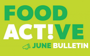Food Active Bulletin: June