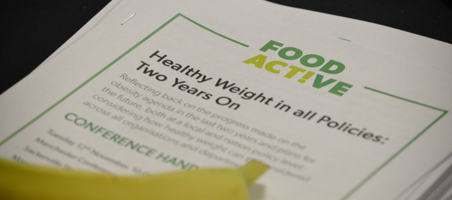 Guest Blog: A delegates experience of 'Healthy Weight in all Policies – Two Years On'.
