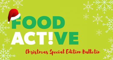 Food Active Bulletin: Christmas Special