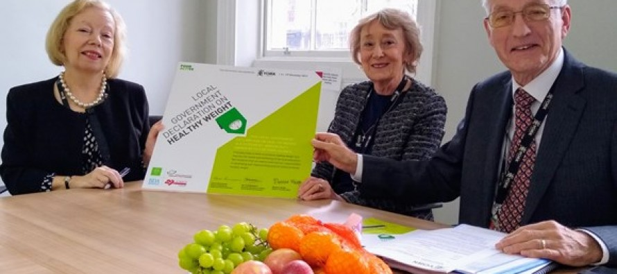 City of York Council becomes the latest council to adopt the Healthy Weight Declaration