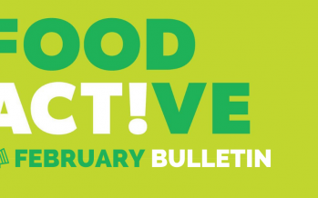 Food Active Bulletin: February 2020