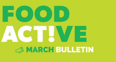 Food Active Bulletin: March 2020