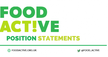 Position Statement: Children living in food poverty