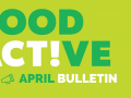 Food Active Bulletin: April 2020
