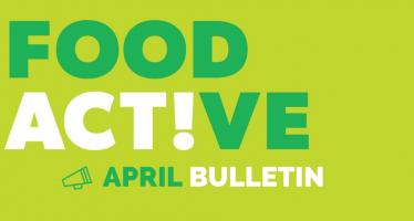 Food Active Bulletin: April 2020