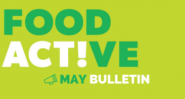 Food Active Bulletin: May 2020